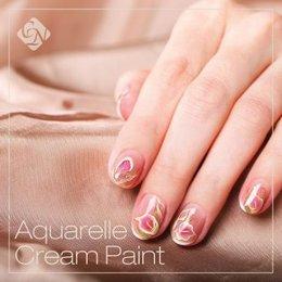 Aquarell cream paints